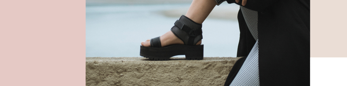 Teva Sporty Platforms