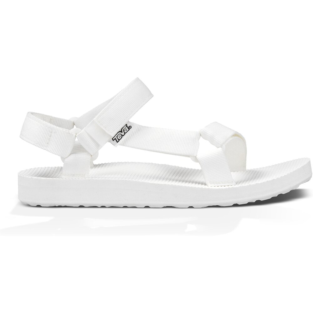 Image of TEVA BRIGHT WHITE WOMEN'S ORIGINAL UNIVERSAL