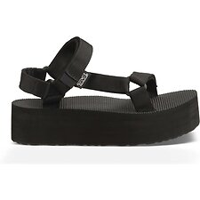 Image of TEVA BLACK WOMEN'S FLATFORM UNIVERSAL