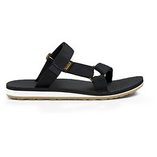 Image of TEVA BLACK WOMEN'S UNIVERSAL SLIDE