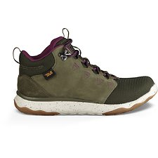 Image of TEVA OLIVE WOMEN'S ARROWOOD MID WATERPROOF