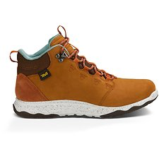 Image of TEVA COGNAC WOMEN'S ARROWOOD LUX MID WATERPROOF