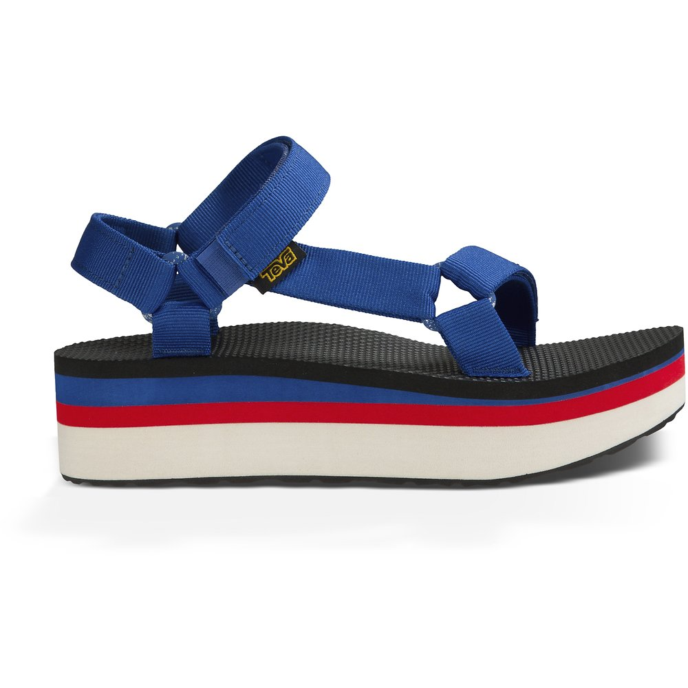 e9218c56e9bf Image of TEVA TRUE BLUE WOMEN S FLATFORM UNIVERSAL RETRO