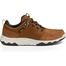 Image of TEVA COGNAC MEN'S ARROWOOD LUX WATERPROOF