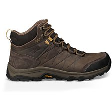 Image of TEVA TURKISH COFFEE MEN'S ARROWOOD RIVA MID WATERPROOF