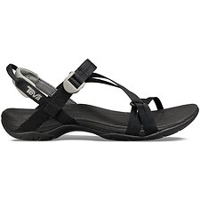 Image of TEVA BLACK WOMEN'S SIRRA
