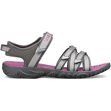 Image of TEVA SILVER / MAGENTA KIDS' TIRRA YOUTH