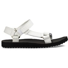 Image of TEVA BRIGHT WHITE WOMEN'S ORIGINAL UNIVERSAL MOTO
