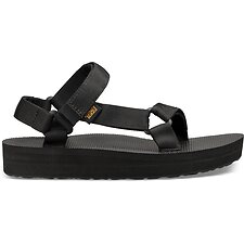 Image of TEVA BLACK WOMEN'S MIDFORM UNIVERSAL