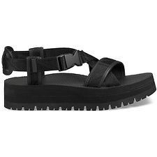 Image of TEVA BLACK WOMEN'S INDIO WHIP