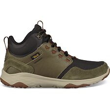 Image of TEVA DARK OLIVE MEN'S ARROWOOD VENTURE MID WP
