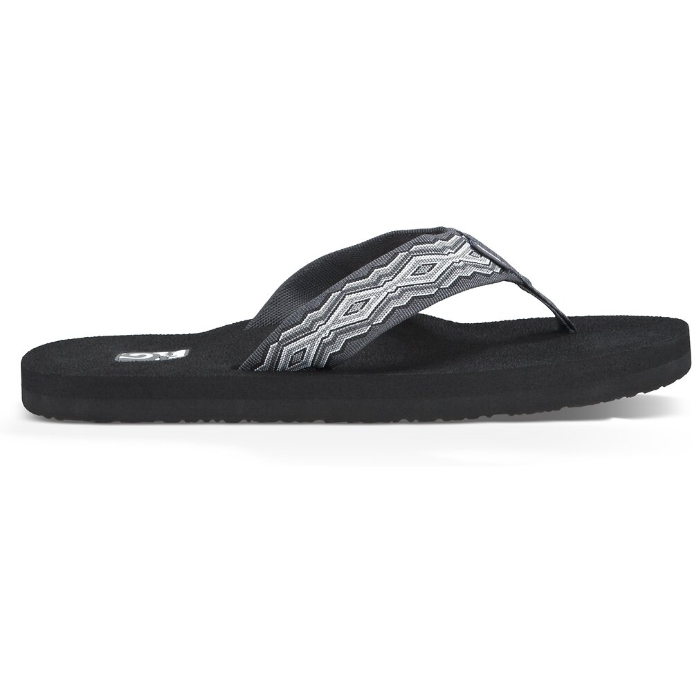 7305f938960376 ... FLIP FLOPS    MEN S MUSH II. Image of TEVA DARK GREY MEN S MUSH II