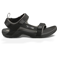Image of TEVA BLACK MEN'S MINAM